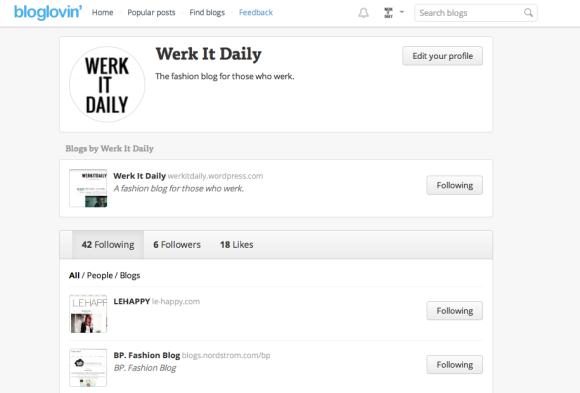 bloglovin-werk-it-daily