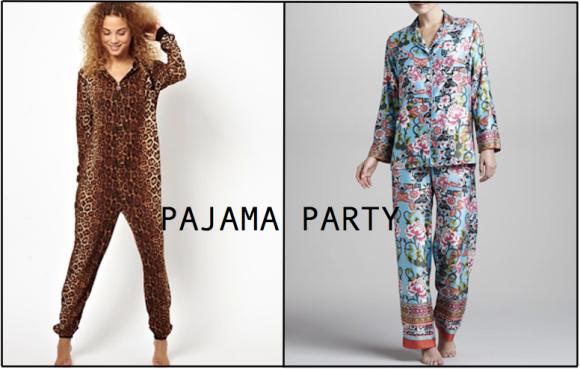 pajama-trend