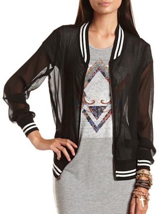 charlote-russe-baseball-jacket